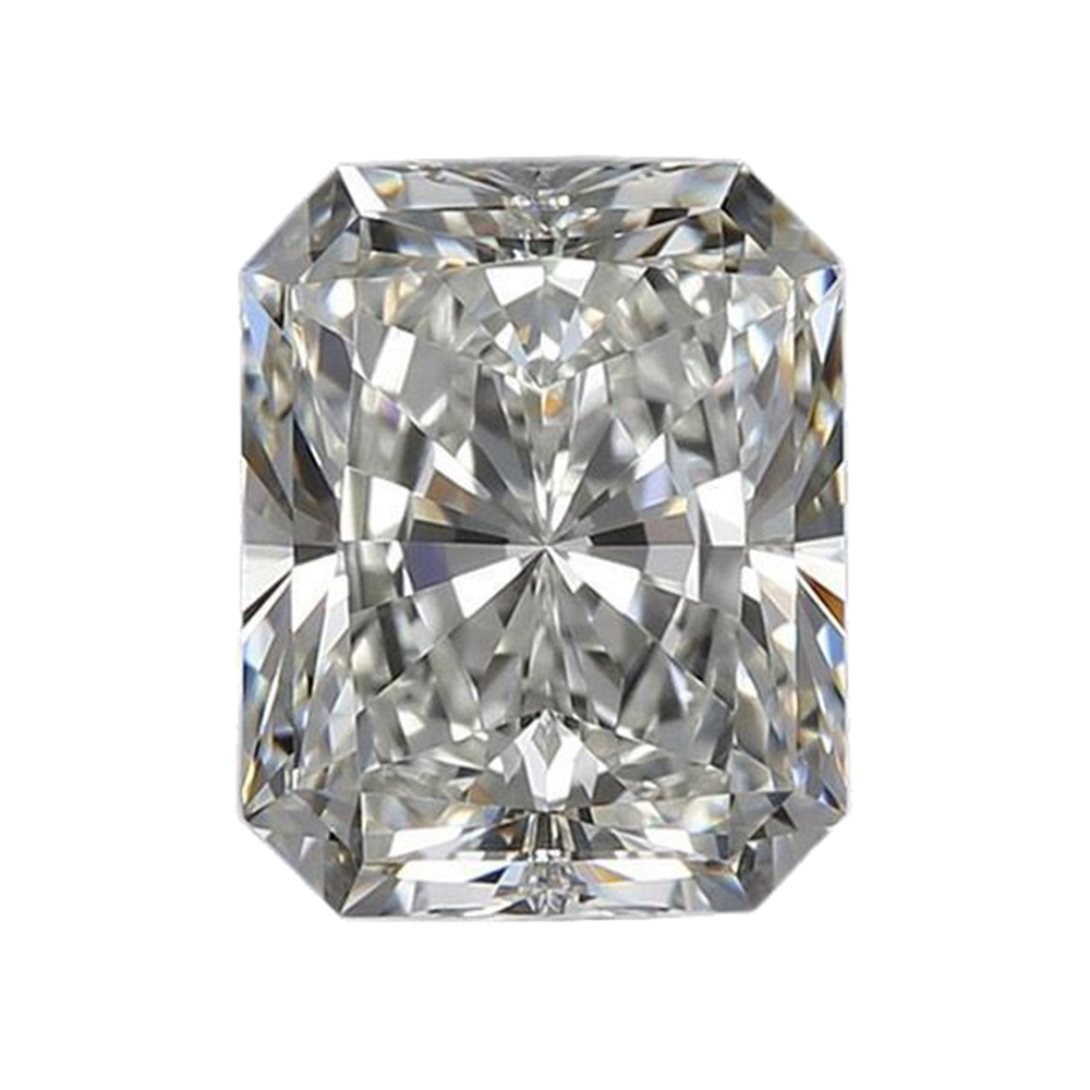 Radiant Shape Diamond GIA 2570