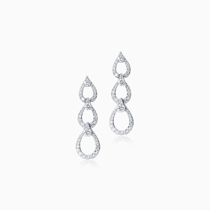 Drop Set Earrings