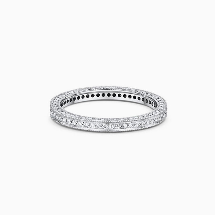 3D pave set wedding ring 4982000