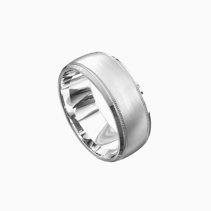 Miligrain mens ring 3072